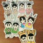 Shya Draw Sticker RM 5