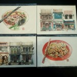 Kate BW Postcards RM 5