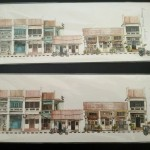 Kate T-Street Print RM 25