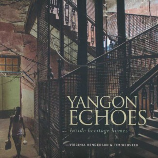 yangon echoes cover
