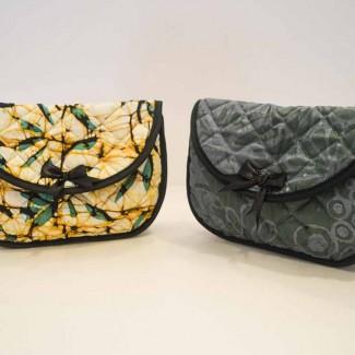 batek-lah ribbon purse (S)