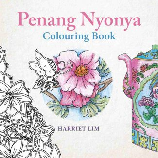Penang Nyonya Colouring Book