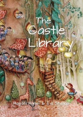 castle library cover