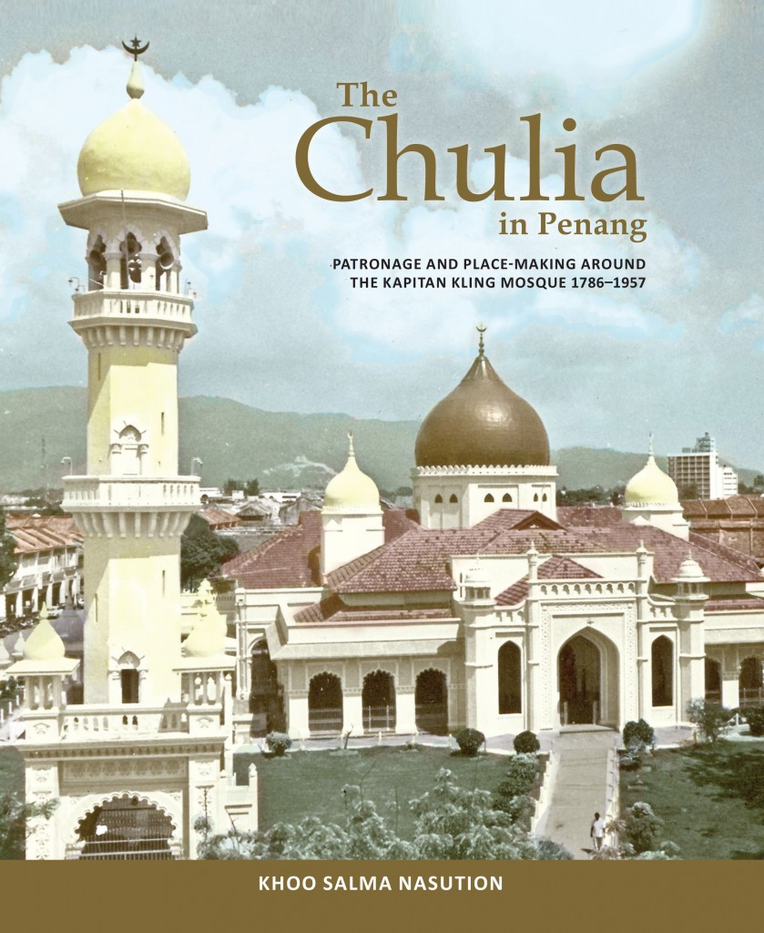 The Chulia in Penang book cover