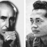 Great minds: Henri Fauconnier & Mochtar Lubis