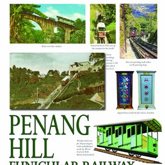 Penang Hill Funicular Railway – Remembering an engineering feat 1923-2010