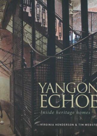 yangon echoes cover
