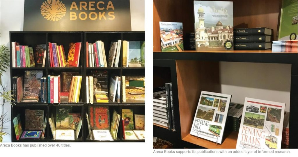 Areca Books Penang Monthly