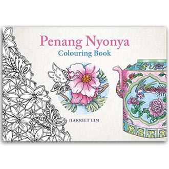 Penang Nyonya Colouring Book