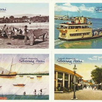 SP postcards